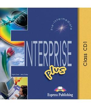 Диски Enterprise Plus Class Audio CDs (Set of 5)