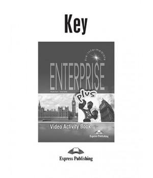 Відповіді Enterprise Plus Video Activity Book Key