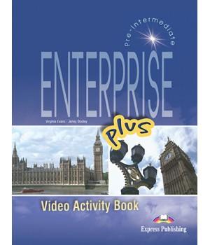 Робочий зошит Enterprise Plus Video Activity Book