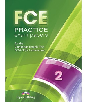 Підручник FCE Practice Exam Papers 2 (for the updated 2015 exam) Student's Book
