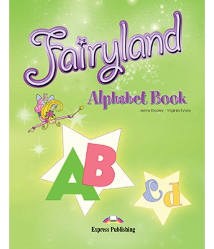Підручник Fairyland Alpabet Book