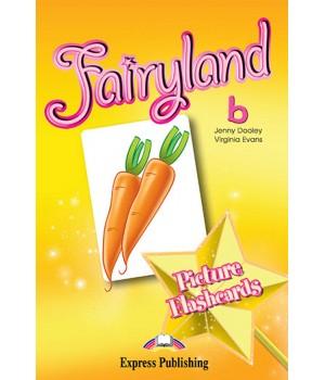 Картки Fairyland 2 Picture Flashcards Set b