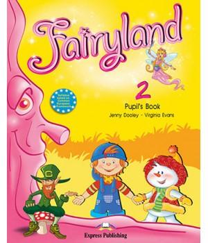 Підручник Fairyland 2 Pupil's Book
