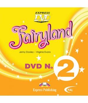 Диск Fairyland 2 DVD