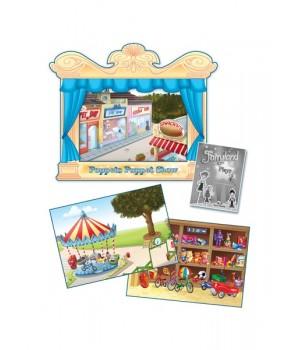 Додатковий посібник Puppet Show Fairyland plays A