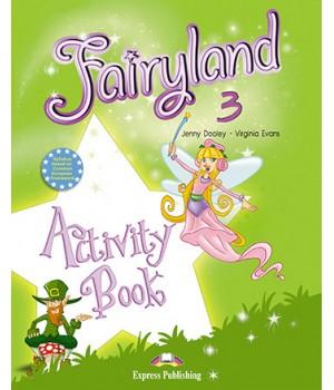 Робочий зошит Fairyland 3 Activity Book