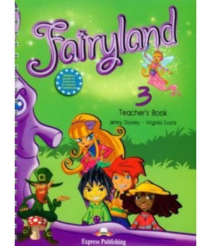 Книга для вчителя Fairyland 3 Teacher's Book (With Posters)