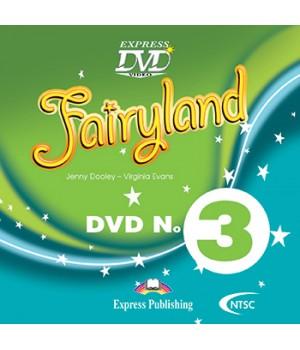 Диск Fairyland 3 DVD