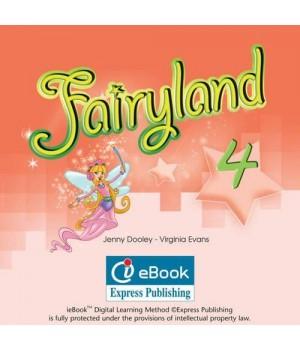 Диск Fairyland 4 ieBook