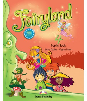 Підручник Fairyland 4 Student's Book
