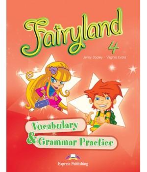 Граматика Fairyland 4 Vocabulary & Grammar Practice