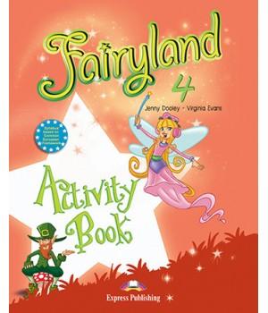 Робочий зошит Fairyland 4 Activity Book