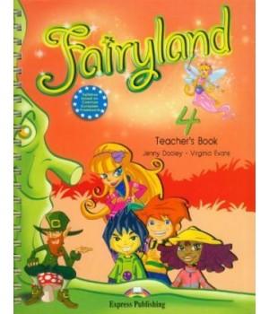 Книга для вчителя Fairyland 4 Teacher's Book (With Posters)