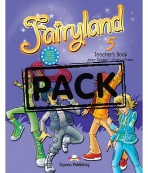 Книга для учителя Fairyland 5 Teacher's Book (With Posters)