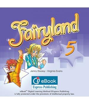 Код Fairyland 5 ieBook