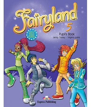 Підручник Fairyland 5 Student's Book
