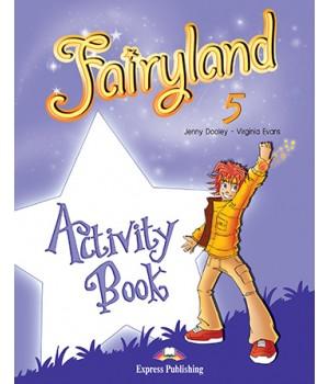 Робочий зошит Fairyland 5 Activity Book