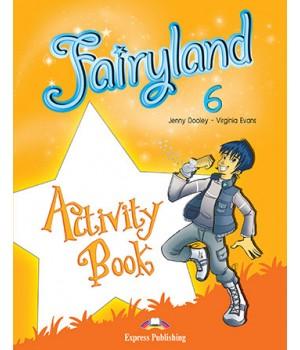 Робочий зошит Fairyland 6 Activity Book