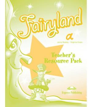 Книга для вчителя Fairyland Starter Teacher's Resource Pack