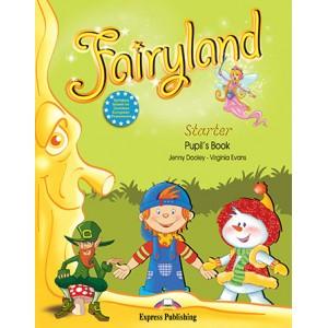 Підручник Fairyland Starter Student's Book