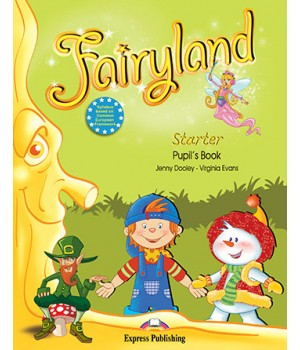 Підручник Fairyland Starter Student's Book