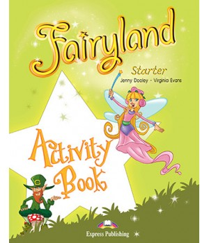 Робочий зошит Fairyland Starter Activity Book