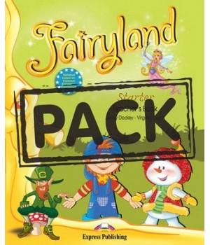 Книга для вчителя Fairyland Starter Teacher's Book (With Posters)
