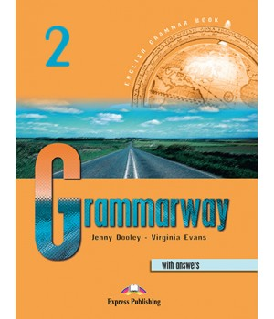 Підручник Grammarway 2 Student's Book with Answers