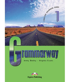 Підручник Grammarway 1 Student's Book