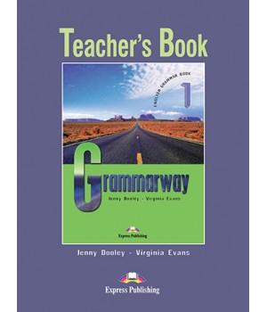 Книга для вчителя Grammarway 1 Teacher's Book