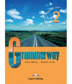 Підручник Grammarway 2 Student's Book