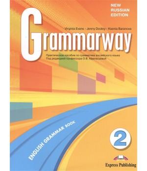 Підручник Grammarway 2 Student's Book Russian Edition