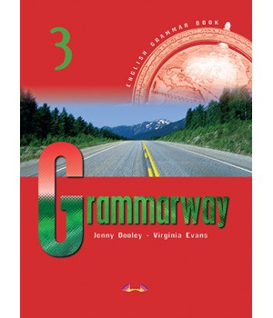 Підручник Grammarway 3 Student's Book