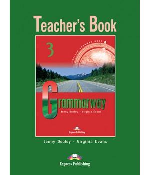 Книга для вчителя Grammarway 3 Teacher's Book