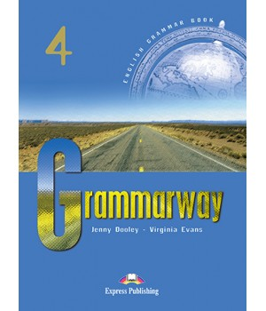 Підручник Grammarway 4 Student's Book