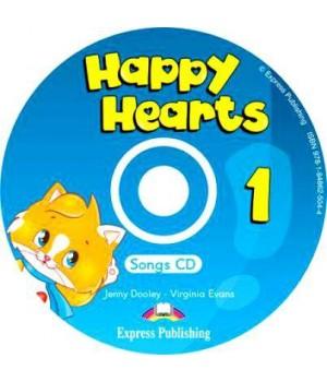 Диск Happy Hearts 1 Songs Audio CD