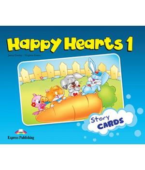 Картки Happy Hearts 1 Story Cards