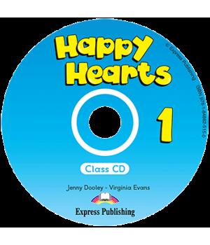 Диск Happy Hearts 1 Class Audio CD