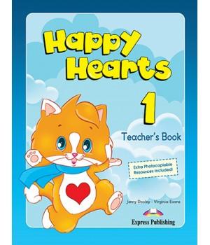 Книга для вчителя Happy Hearts 1 Teacher's Book