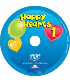Диск Happy Hearts 1 DVD
