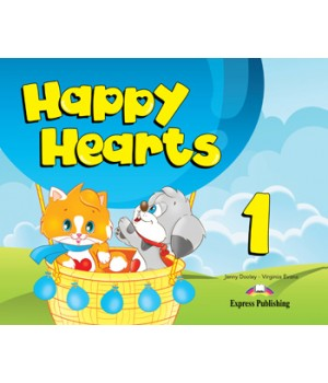 Підручник Happy Hearts 1 Pupil's Book