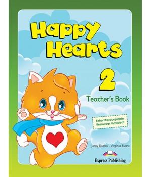 Книга для вчителя Happy Hearts 2 Teacher's Book