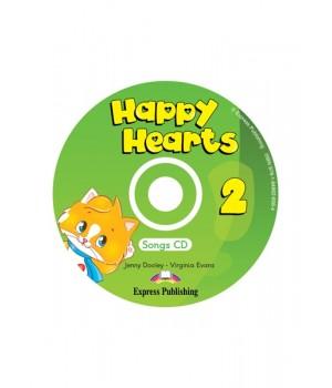 Диск Happy Hearts 2 Songs Audio CD