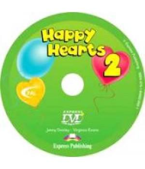 Диск Happy Hearts 2 DVD