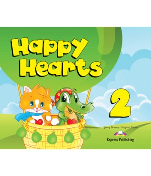Підручник Happy Hearts 2 Pupil's Book