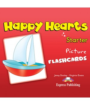 Картки Happy Hearts Starter Picture Flashcards