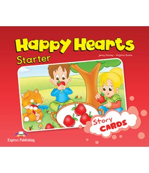 Картки Happy Hearts Starter Story Cards