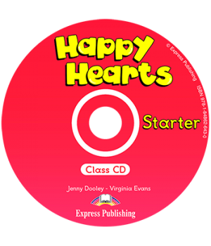 Диск Happy Hearts Starter Class Audio CD