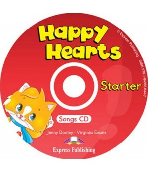 Диск Happy Hearts Starter Songs Audio CD