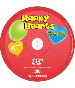 Диск Happy Hearts Starter DVD